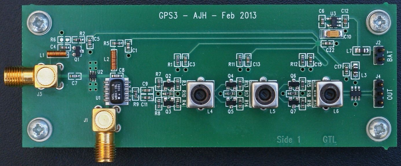 Homemade Gps Receiver Multiple Receivers For Satellite Wiring Diagram