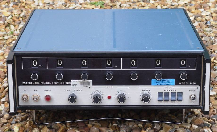 Dana 7020 Digiphase Synthesizer