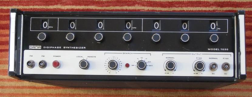 Dana 7030 Digiphase Synthesizer